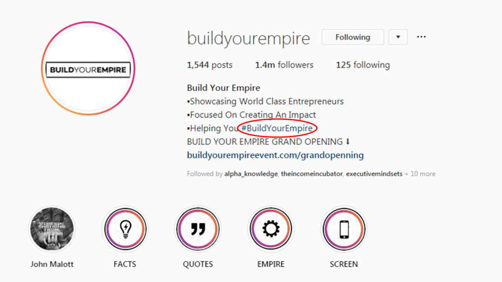 The Importance Of Your Instagram Bio - Elevated Business Solutions